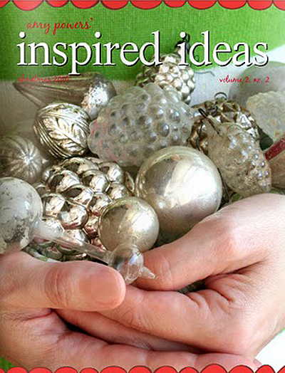 Inspired Ideas - The Christmas Issue