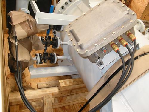 2800 lb. Pressure Vessel for an Oil Refinery
