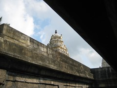 One of the main shrine Vimanams