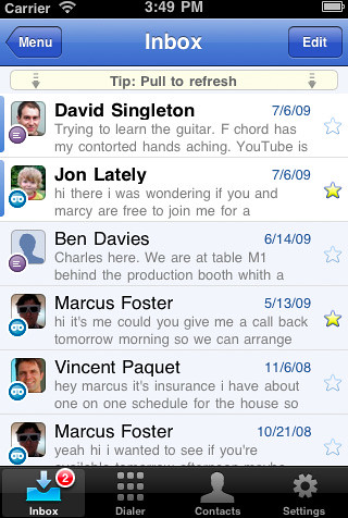 google-voice-inbox