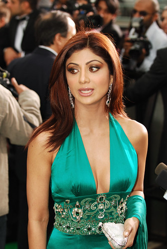 Shilpa Shetty Beautiful Indian Actress