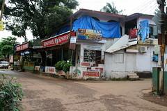 Baga Beach Streets