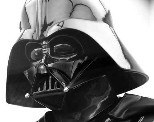 В этом блоге фотография Darth Vader
