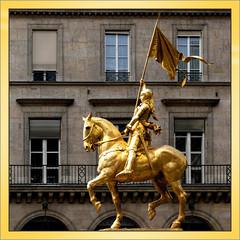PARIS   Jeanne dArc   002 (...johann j.m.) Tags: leica paris france place des pyramides jeannedarc vlux1