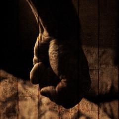 fist - by Joel Bedford