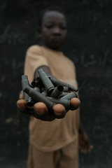 Demobilize child soldiers in the Central African Republic