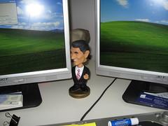 Ronald Reagan Bobble Head (abroth2001) Tags: reagan bobblehead