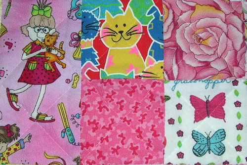 Doll Quilt Tease