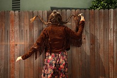nailed (Perpetually) Tags: green up hammer canon wooden hammered fences fringe 5d walls cowgirl hung nailed strobes 1635l evencowgirlsgettheblues nailingyourself inailedher