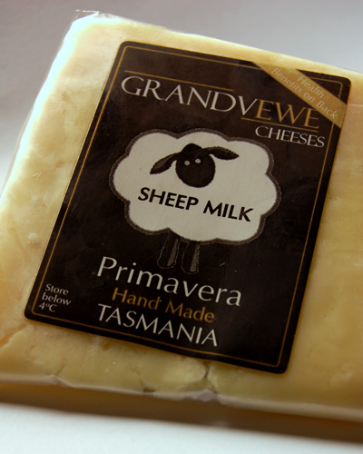 Grandvewe Cheese Primavera© by Haalo