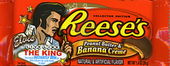 Elvis pb and banana Reeses