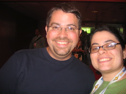 Tamar and Matt - SES San Jose 2007