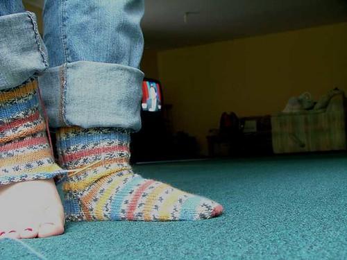 First Socks!
