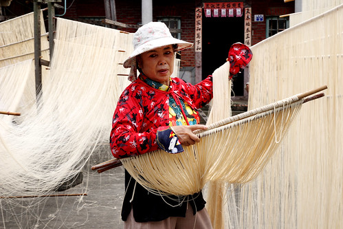 Traditional Handmade Noodles