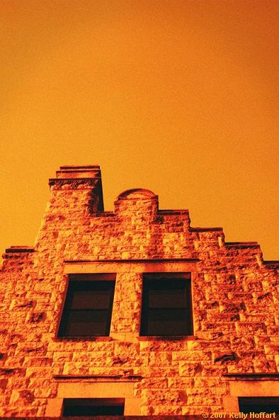 Joslyn Castle in Redscale I