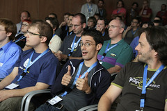 DrupalCon Barcelona Photo by morten.dk