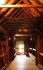 Loft (millard47) Tags: wood mill loft beams rafters