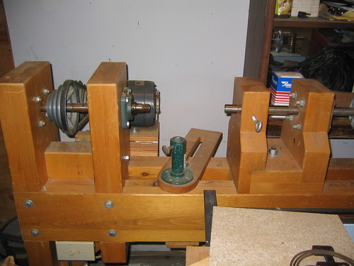 How To Build Your Own Treadle Lathe by Steve Schmeck download