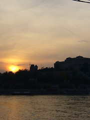 Sunset Over the Danube 2