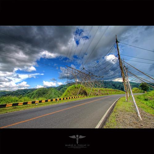 Hillside Vanishing | HDR