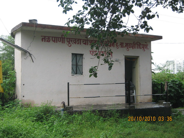 Pumping station of Tap Water Project in In Bavdhan Budruk Pune 411021
