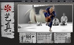 Website I-Shin Reinickendorf