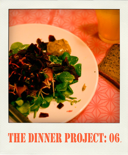 the dinner project: kw 42.