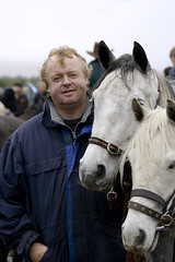 A man and his horses (Frank Fullard) Tags: street ireland portrait horse galway candid fair pony connemara clifden maam maamcross fullard frankfullard