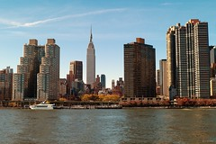nyc from the east river (branko_) Tags: from new leica york city nyc skyline river island manhattan east ziggurat m9 branko