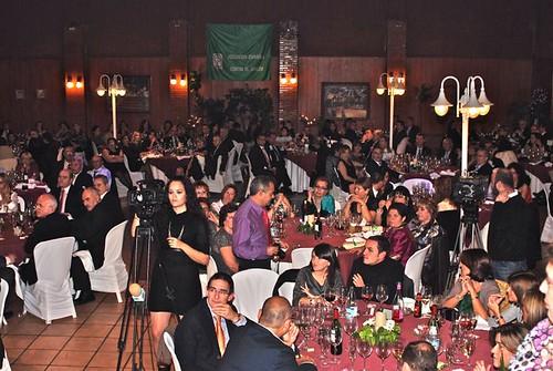 Cena XIV Aniversario AECC Melilla