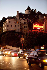 Chateau Marmont attracts the best people….