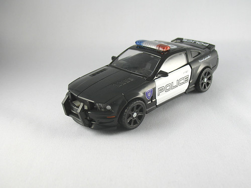 Transformers Movie Barricade (alt mode)