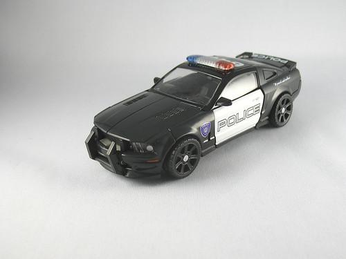 Transformers Movie Barricade (alt mode)