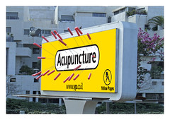 Y&R Billboard - Acupuncture