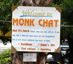 Welcome to monk chat