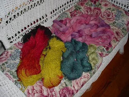 Yarn, yarn yarn!