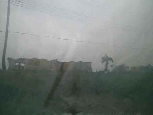 土砂降りサーフ