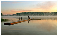 In early morning (marika_te) Tags: morning lake bravo searchthebest quality latvia coolest latvian naturesfinest supershot magicdonkey marikate xoxoxoxoxoxox flickrsbest anawesomeshot ultimateshot holidaysvancanzeurlaub ostrellina