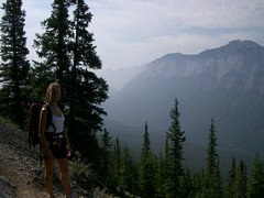 IMGP3647 (funkmagician) Tags: hike banff rundle