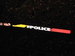 Police Marquee