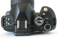 Olympus E-510 - Controls