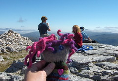 swatchy et al on benn eighe
