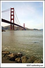 sanfrancisco5 (scott_herdling) Tags: sanfrancisco california travel bridge water landscape goldengate westcoast bakerbeach marinheadlands alcatrez