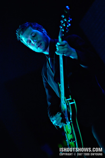Interpol @ the Pageant -- 2007.08.01
