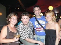 cocktail Cadius zaragoza agosto 2007