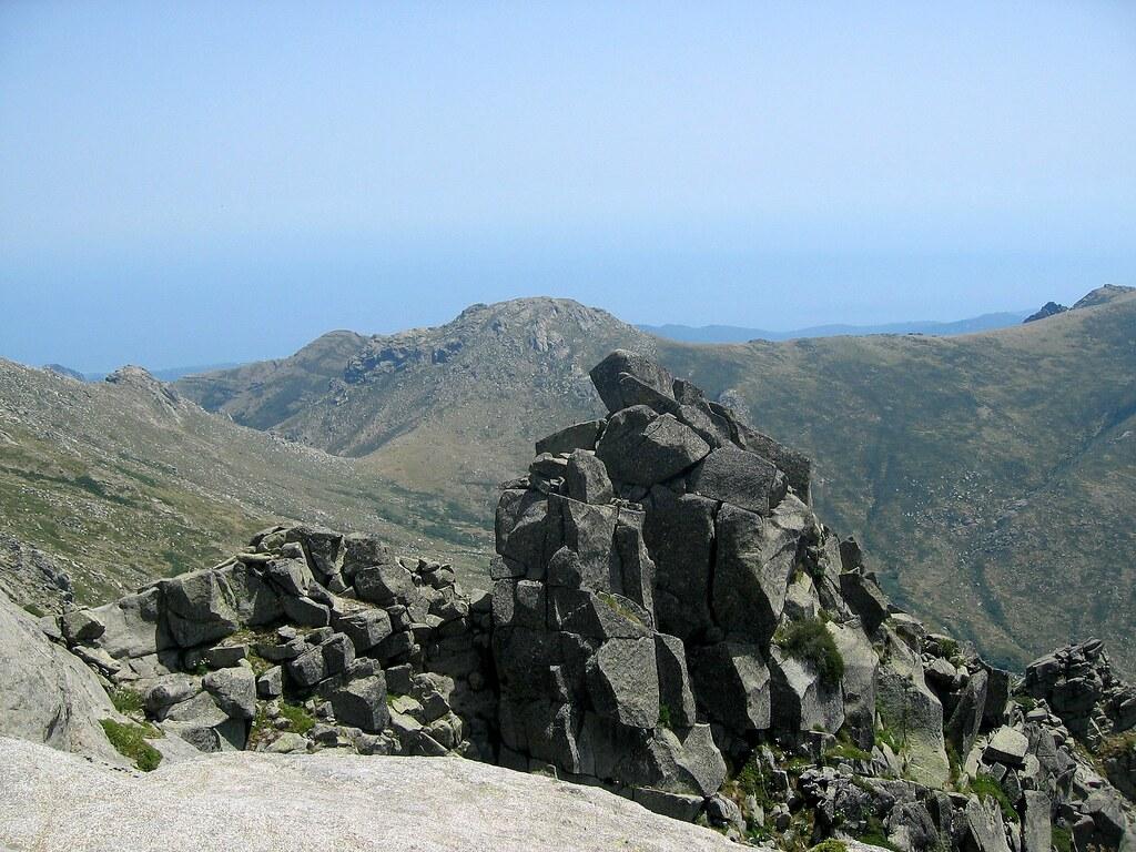 sommet de l'Alcudina /