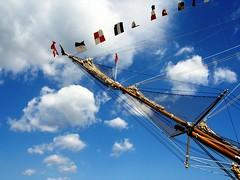 Velieri (CarloAlessioCozzolino) Tags: sardegna sea sky boat italia sardinia sail cagliari amerigovespucci velieri photoexplore