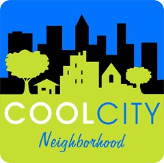 Cool City Neighborhood Logo, Michigan