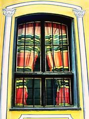 Once upon a time... (Emilofero) Tags: window curtain folklore bulgaria bulgarian starazagora mywinners abigfave superbmasterpiece colourartaward