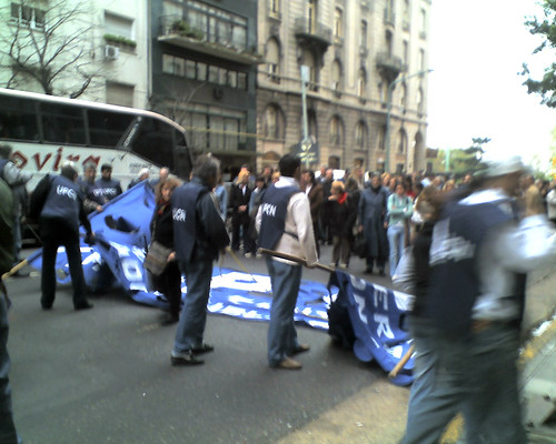 UPCN Protest 2
